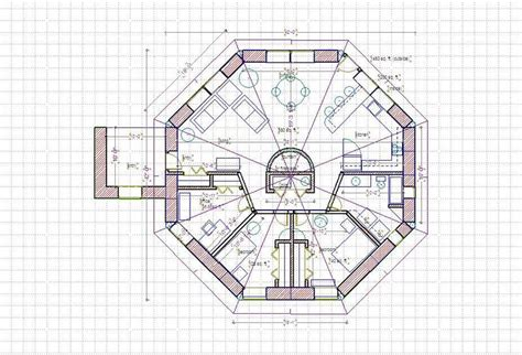 octagon house plan octagonal gazebo plans gazeboss net ideas designs and