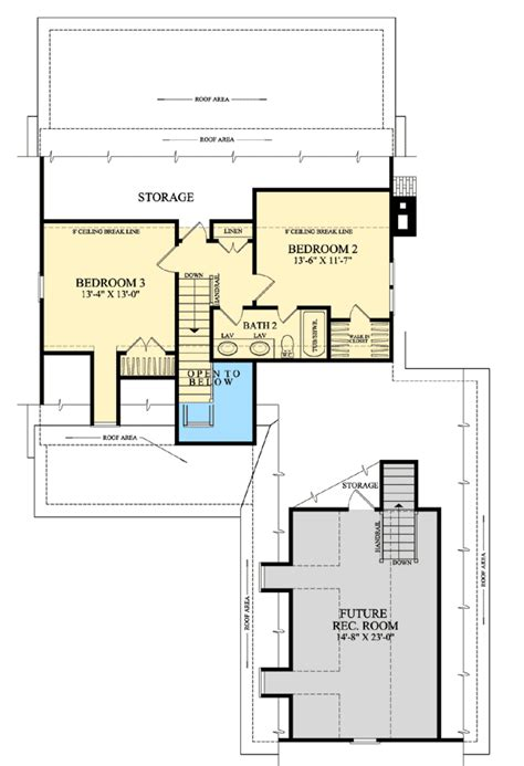 cape cod 2nd floor plans l shaped cape cod home plan 32598wp architectural