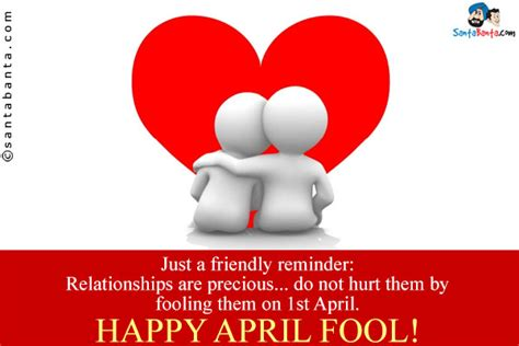 To Begin As A Reminder Some Fool 2 by April Fool Sms Page 2