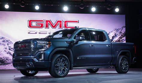 2019 Gmc Denali 1500 Hd by Everything You Need To About The 2019 Gmc