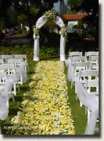 Wedding Inspiration An Outdoor Ceremony by Wedding Inspiration An Outdoor Ceremony Aisle Wedding Bells