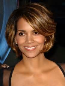 bobs hairstyle with side swoop chin length bob with side swept bangs long hairstyles
