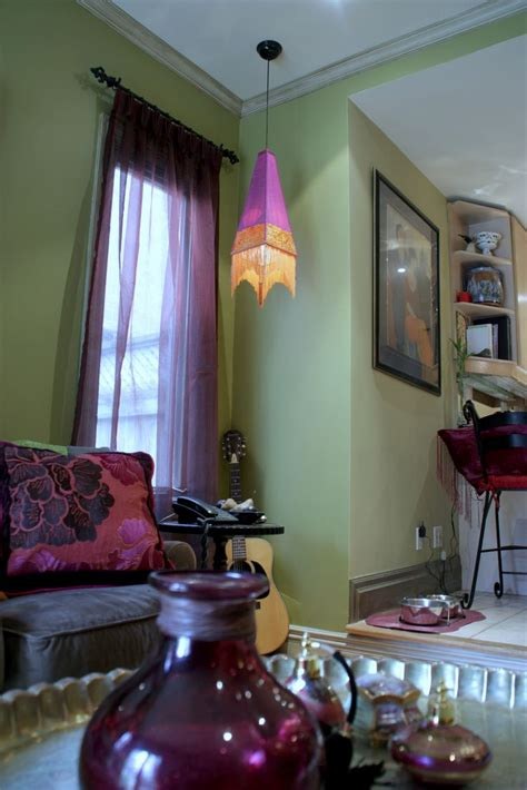 plum colored bedroom green and plum decor add a burnt orange