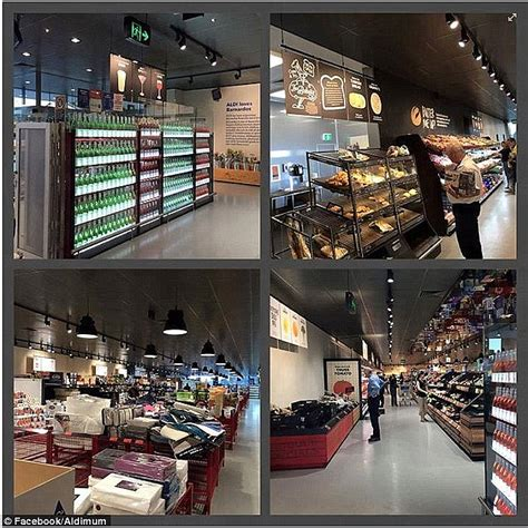 stores australia aldi planning to extend their modern store design to more