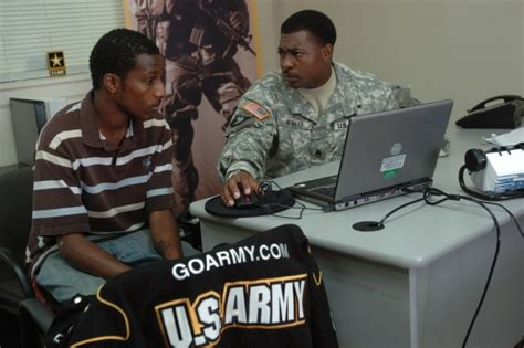 Army Recruitment Office by What You Should Ask The Recruiter