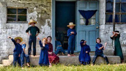 amish dress ohios amish country