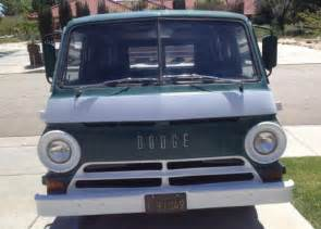 hemmings find of the day 1964 dodge a100 panel