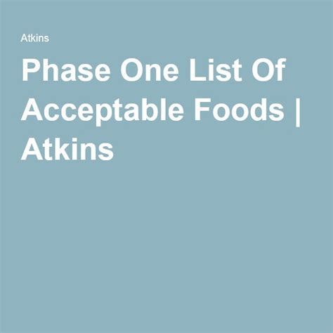 atkins induction phase nuts atkins phase 1 induction acceptable foods list kimepob