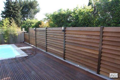 vtec terrasse fabricant et installation de panneaux brise vue en bois