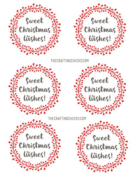 cookie kit gift idea and free printable
