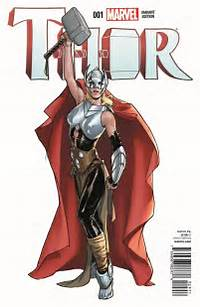 Here's Marvel's New Female Thor – Photo Gallery