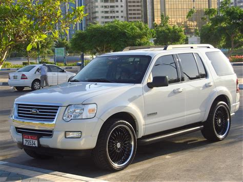 2008 Ford Explorer by Gbsoriaga S 2008 Ford Explorer Xlt Sport Utility 4d In Abu