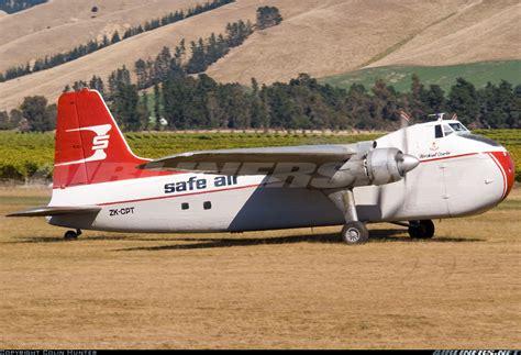 bristol 170 freighter mk31e safe air straits air freight express aviation photo 1529595