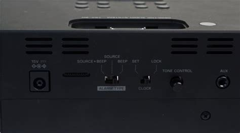 To The Dulcet Tones Of Your Ipod With The Logic3 I Station Is10 Alarm Clock by Yamaha Tsx 80 Desktop Audio Dulcet Tones Hardwarezone
