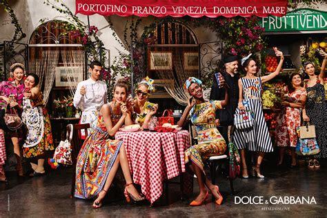 Fab Ad Dg Dolce Gabbana Springsummer 08 by Dolce Gabbana 2015 Ad Caign