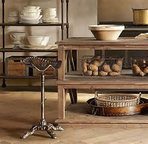 restoration hardware kitchen island restoration hardware kitchen island for the home