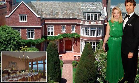 marissa mayer house yahoo ceo marissa mayer and husband buy san francisco s most expensive home as they