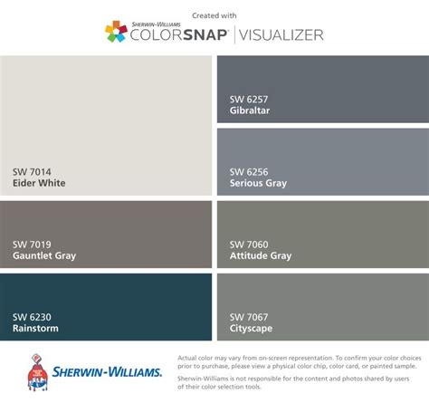 sherwin williams serious gray 25 best ideas about gauntlet gray on grey
