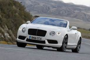 Bentley V8 New Bentley Continental Gtc V8 Makes American Debut