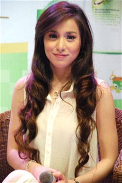cristine reyes new hairstyle christine reyes new hair cut cristine reyes on caring for