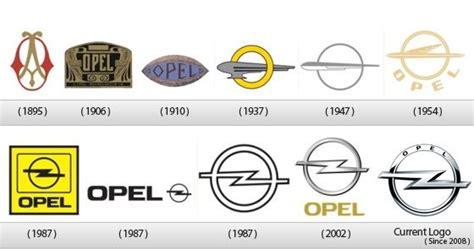 opel logo history a history of opel logo logo evolution