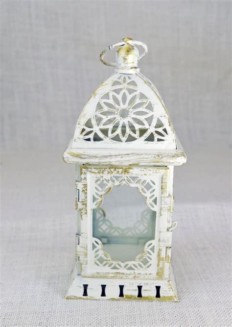 vintage lantern centerpieces no l004 wedding lantern centerpiece vintage antique white