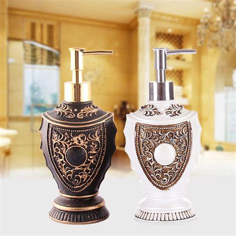luxury bathroom soap dispensers 1pcs beautiful lotion bottle luxury soap dispenser