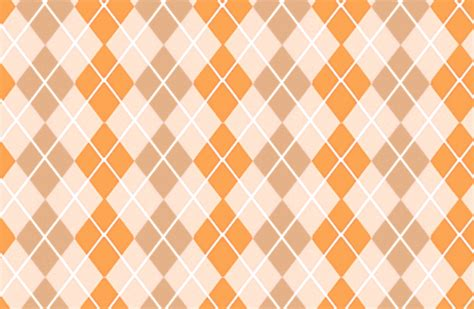 seamless orange pattern diamonds backgrounds and wallpapers