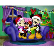 Christmas Images Mickey Mouse Wallpaper Photos 2735429