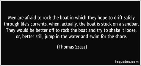 don t rock the boat author rock the boat quotes quotesgram