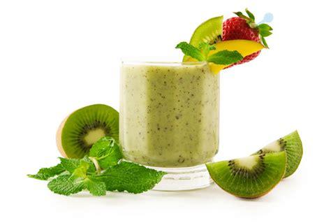Kiwi Detox Smoothie by Kiwifruit Health Benefits Nutritional Breakdown
