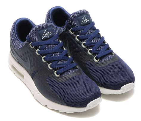Nike Airmax Zero Navy nike air max zero breathe midnight navy 903892 400