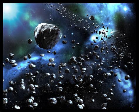 Las Nomor 5000 asteroid benda benda melayang di tata surya kita