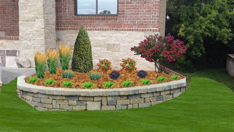 catchy collections of landscaping ideas with bricks perfect nurani