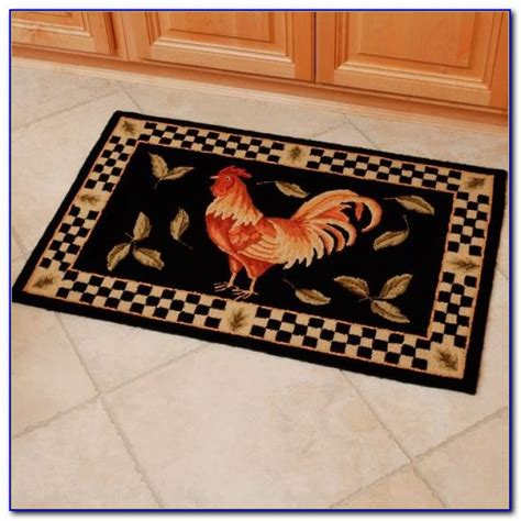 Rooster Kitchen Rugs Checkered Rooster Area Rugs Rugs Home Design Ideas Wlnxxlrn5261743