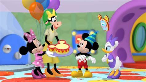 youtube casa mickey mouse la casa de mickey mouse mouse cumplea 241 os youtube