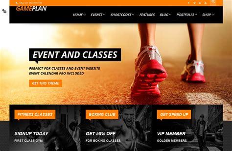 wordpress themes free sports team 50 best wordpress themes for sports teams athletes