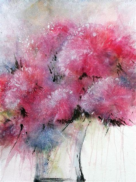 fiori acquarello 70 best images about fiori frutta in acquerello flowers