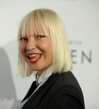 Sia Wrote Her Song Chandelier In Under An Hour Music News Chandelier Singer