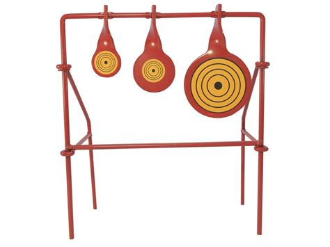 swinging targets do all swinging target triple spin 22 cal rimfire steel