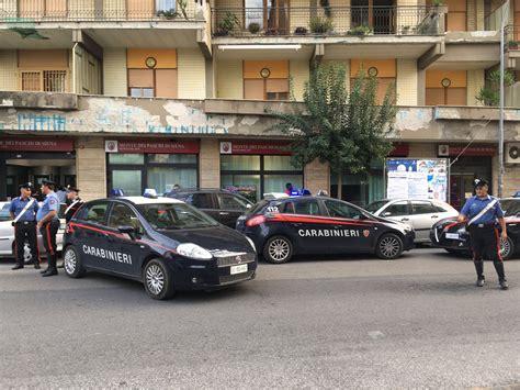 banca popolare di novara giugliano giugliano allarme rapina in via palumbo carabinieri