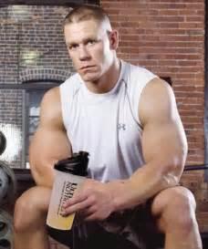 Joh Barnes John Cena Health Fitness Height Weight Chest Biceps