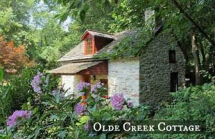 The Cottage In Pa A Small Cottage On A Creek In Pennsylvania Hooked
