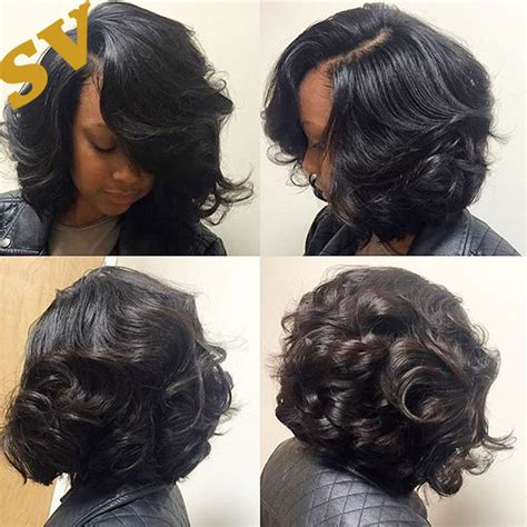 u part bob wigs for black women short curly bob u part human hair wigs for black women