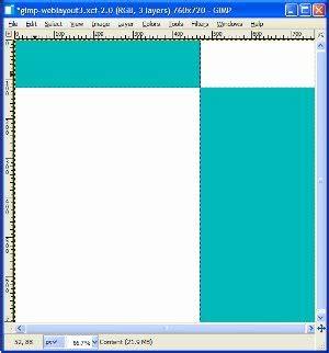 gimp web design layout creating a fancy website layout in gimp 2 6 jason g designs