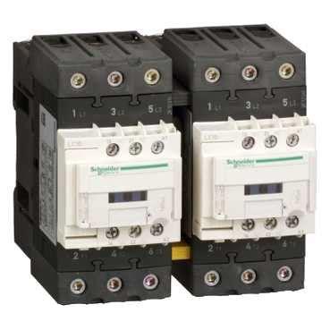 Kontaktor Lc1dt80a 4 Pole 4 No Schneider 80 Er lc2d50ap7 schneider electric kontaktor reverzni 3p 50a