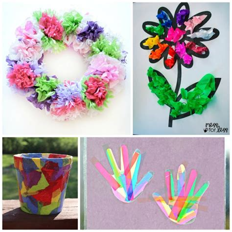 Beautiful Flower Tissue Paper beautiful tissue paper crafts for what can we do