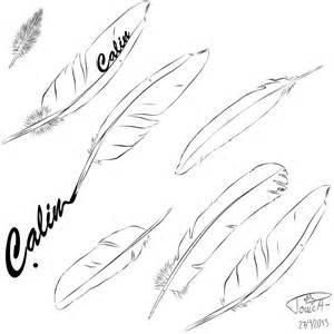 feather coloring page feather coloring pages