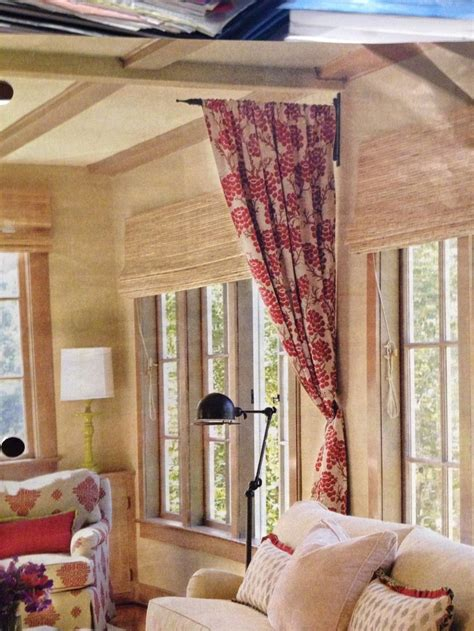 fabric room divider for the home pinterest