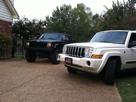 jeep commander vs liberty what do think of the jeep commander jeep